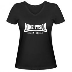������� �������� � V-�������� ������� Tyson Iron Mike - FatLine