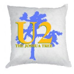 Подушка U2 The Joshua Tree - FatLine