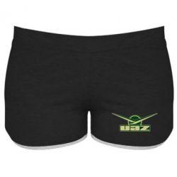 Женские шорты UAZ Лого - FatLine