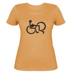 Жіноча футболка задоволення - FatLine