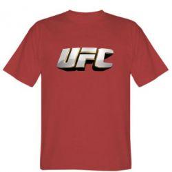 Мужская футболка UFC 3D - FatLine