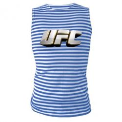 Майка-тельняшка UFC 3D - FatLine
