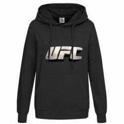 Женская толстовка UFC 3D - FatLine