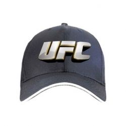 Кепка UFC 3D