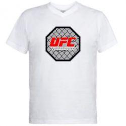 ������� ��������  � V-�������� ������� UFC Cage - FatLine