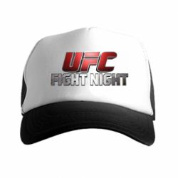 Кепка-тракер UFC Fight Night - FatLine