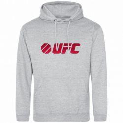 Мужская толстовка UFC Main Logo - FatLine