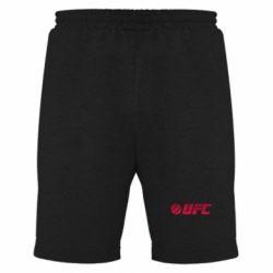 Мужские шорты UFC Main Logo - FatLine