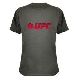 Камуфляжная футболка UFC Main Logo - FatLine