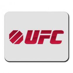 Коврик для мыши UFC Main Logo - FatLine