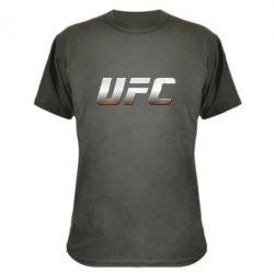 Камуфляжная футболка UFC Metal - FatLine