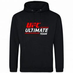 Мужская толстовка UFC Ultimate Team - FatLine