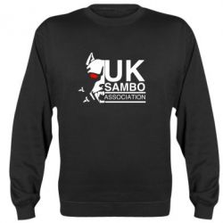 Реглан UK Sambo Association - FatLine