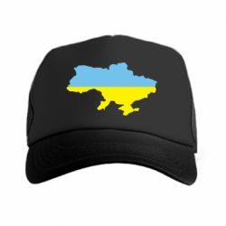 Кепка-тракер Украина - FatLine