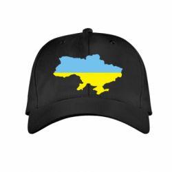 Детская кепка Украина - FatLine