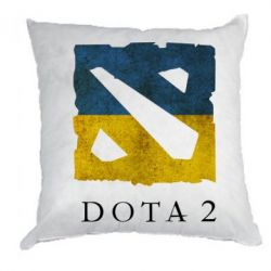 Подушка Ukraine Dota Team - FatLine