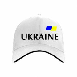 кепка UKRAINE FLAG - FatLine