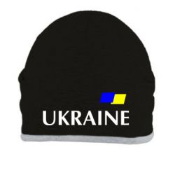 Шапка UKRAINE FLAG - FatLine