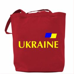 ����� UKRAINE FLAG - FatLine