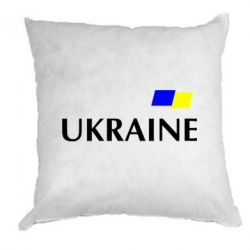 Подушка UKRAINE FLAG - FatLine