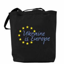 Сумка Ukraine in Europe