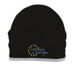 Шапка Ukraine in Europe