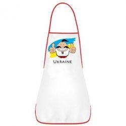 Фартук Ukraine kozak - FatLine