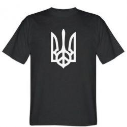 Мужская футболка Ukraine Peace - FatLine