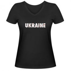 ������� �������� � V-�������� ������� Ukraine � ���� - FatLine