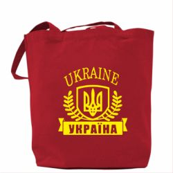 Сумка Ukraine Украина - FatLine