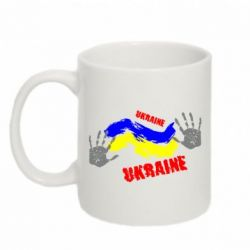 Кружка 320ml Ukraine - FatLine