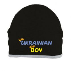 Шапка Ukrainian Boy - FatLine