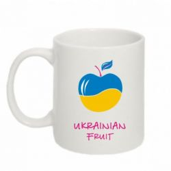 Кружка 320ml Ukrainian Fruit - FatLine