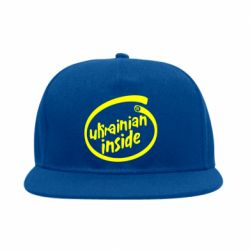 Снепбек Ukrainian inside - FatLine