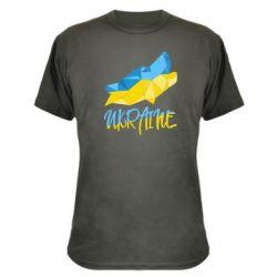 Камуфляжная футболка Ukrainian Wolf - FatLine