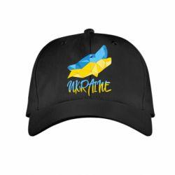 Детская кепка Ukrainian Wolf - FatLine
