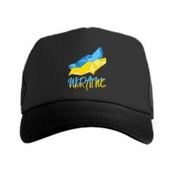 Кепка-тракер Ukrainian Wolf - FatLine