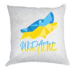 Подушка Ukrainian Wolf - FatLine