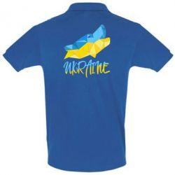Футболка Поло Ukrainian Wolf - FatLine