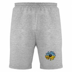 Мужские шорты Українська квітка - FatLine