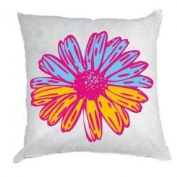 Подушка Українська квітка - FatLine