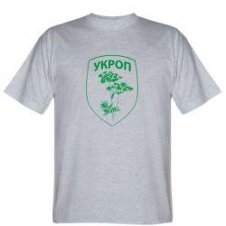 Мужская футболка Укроп Light - FatLine