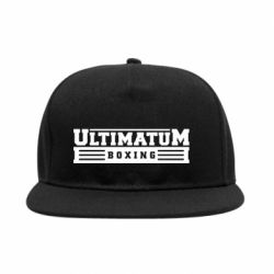 Снепбек Ultimatum Boxing - FatLine