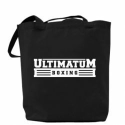 Сумка Ultimatum Boxing - FatLine
