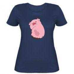 Женская футболка Vadlz - FatLine