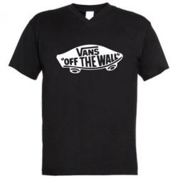 ������� ��������  � V-�������� ������� Vans of the walll Logo - FatLine