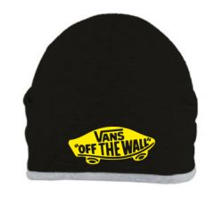 Шапка Vans of the walll Logo - FatLine