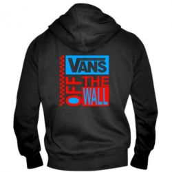 ������� ��������� �� ������ Vans of the walll