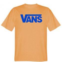 Мужская футболка Vans - FatLine