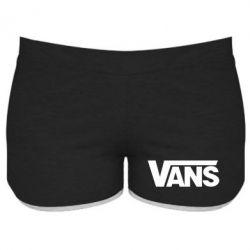 Женские шорты Vans - FatLine
